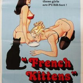 Hollywood Goes Hard / French Kittens   (Thomas Van der Feer (as Navred Reef), Monumental Pictures (II), VCA) [1978, Classic, DVDRip]