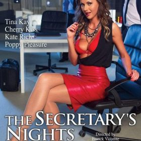 The Secretary's Nights (Frank Vicomte, Marc Dorcel) [2019, Feature, All Sex, Anal, French, Office, WEB DL]