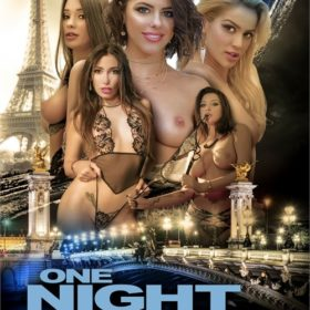 One Night In Paris   (Hervé Bodilis, Marc Dorcel) [2019, Feature, Anal, Threesome DP, DVDRip] (Adriana Chechik , Anna Polina, Liya Silver, Cherry Kiss, Clea Gaultier, Anny Aurora, Kristof Cale, Joss Lescaf, Ricky Mancini, Rico Simmons, Luke Hardy, Anto Toto)
